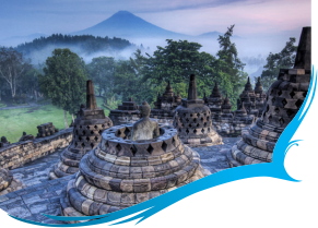 one day tour jogja borobudur