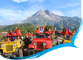 one day trip jogja lava tour merapi